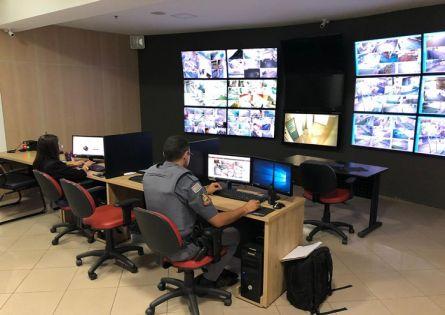 Resultado de imagem para CENTRAL DE MONITORAMENTO DE OURINHOS